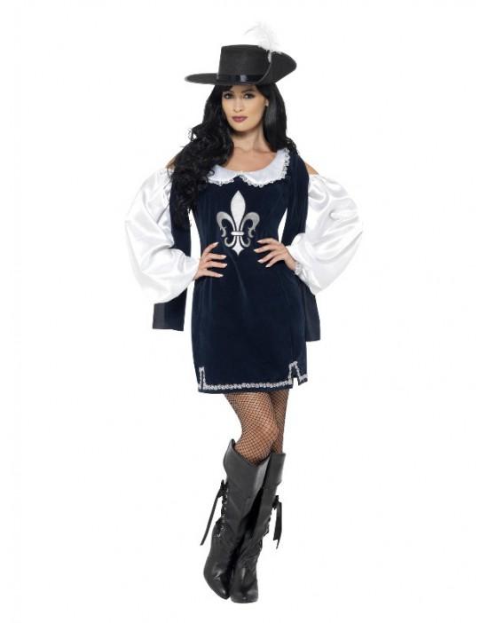 Disfraz de Niña Diabólica Infantil Miércoles