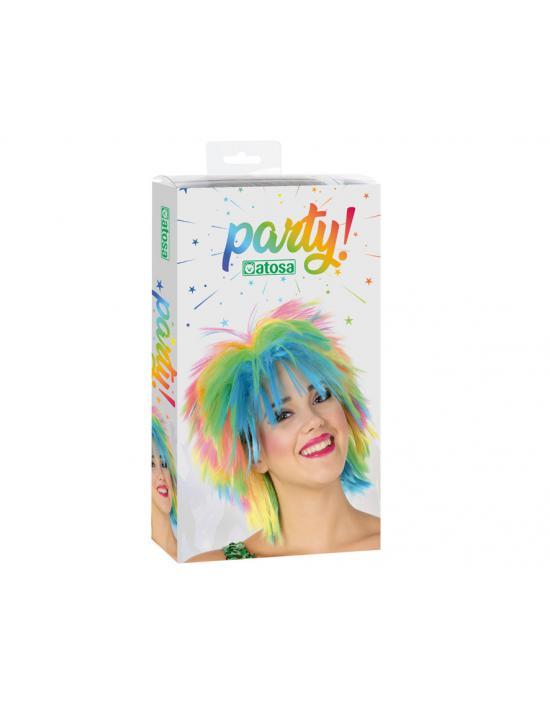 Disfraz de hippie pacifica para niña