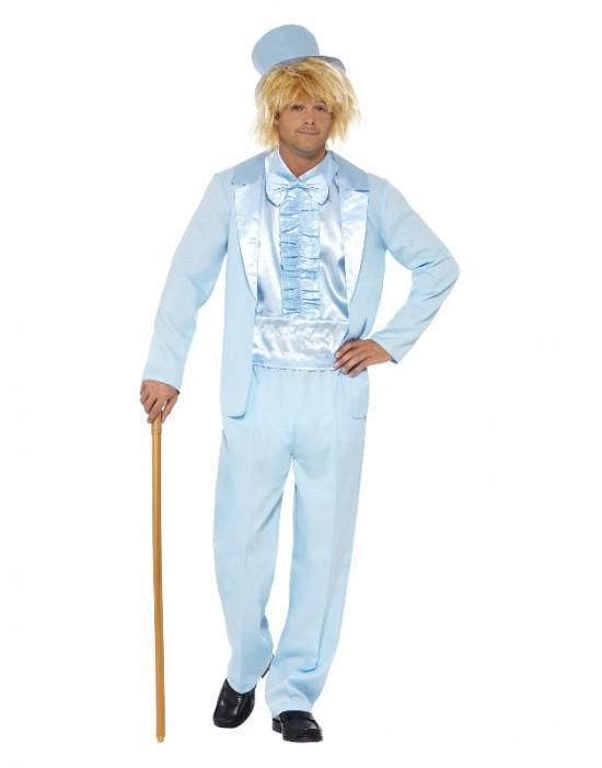 Disfraz de universitario zombie