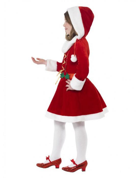 Disfraz de gatita elegante deluxe