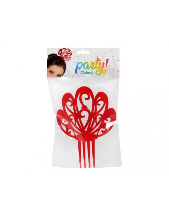 Disfraz de chuleta de bacon para hombre