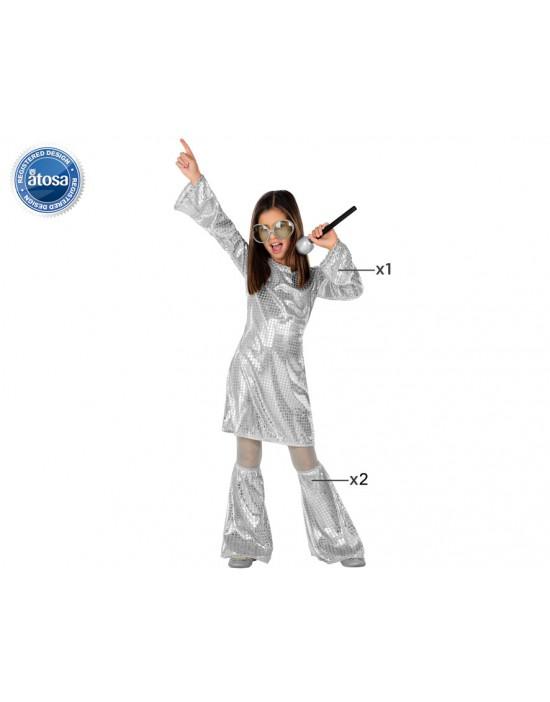Disfraz de pirata zombie deluxe para niña