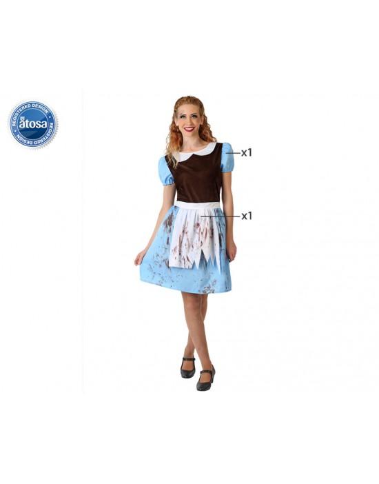 Disfraz de india nativa americana para mujer
