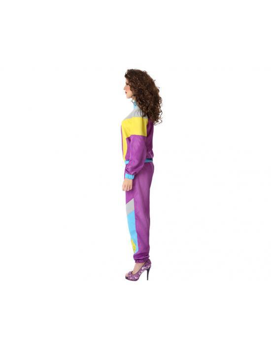 Disfraz de princesa del hielo zombie